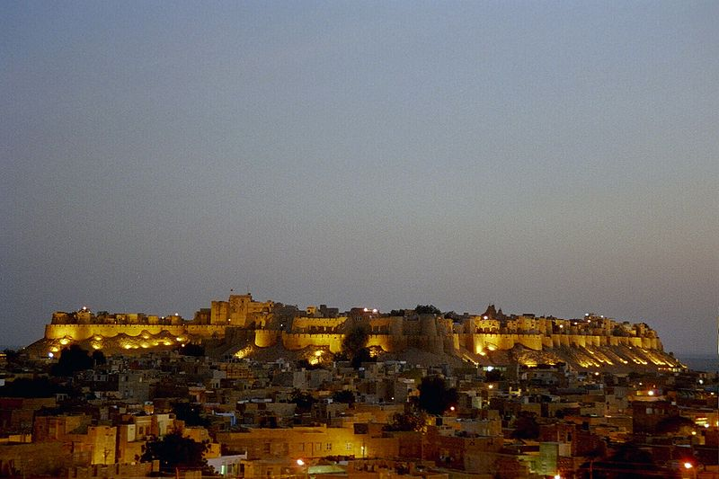 Jaisalmer - The Golden Desert